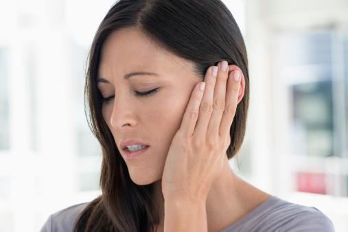 tipo de problema en el oído